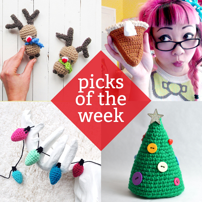 Picks of the Week for November 28, 2014 at handsoccupied.com