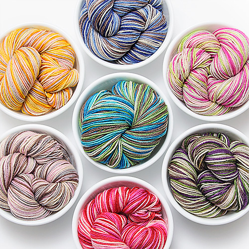 Spud & Chloe Stripey Fine Yarn