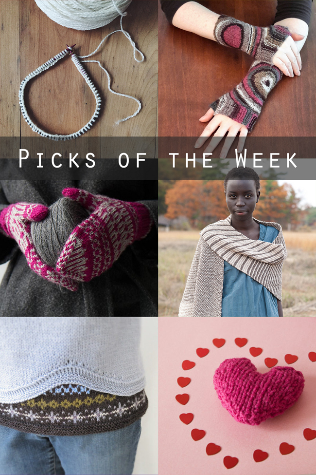 Picks of the Week for February 13, 2015 at handsoccupied.com