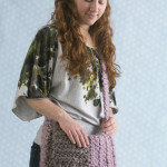Purple Haze Messenger Bag in I Like Crochet Magazine