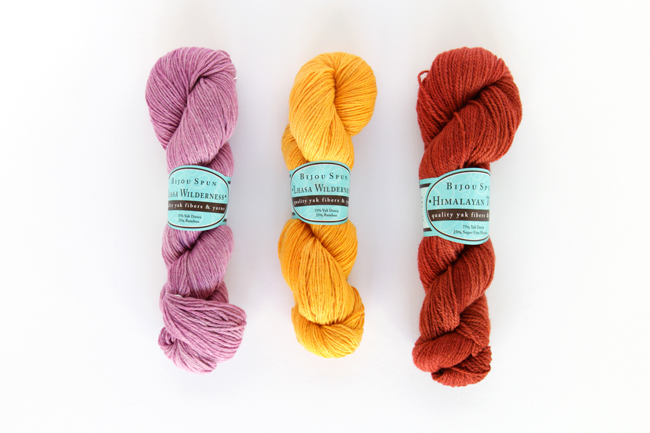 Yak Yarn! Bijou Basin Ranch Yarn Review
