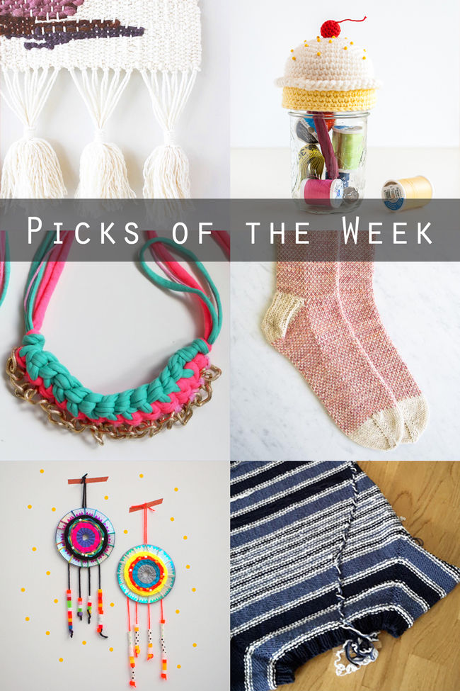 Picks of the Week for June 26, 2015 from Hands Occupied