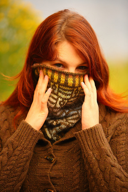 Beltane Cowl by Nat Raedwulf