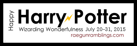 Happy Harry Potter Series with Rae Gun Ramblings 2015