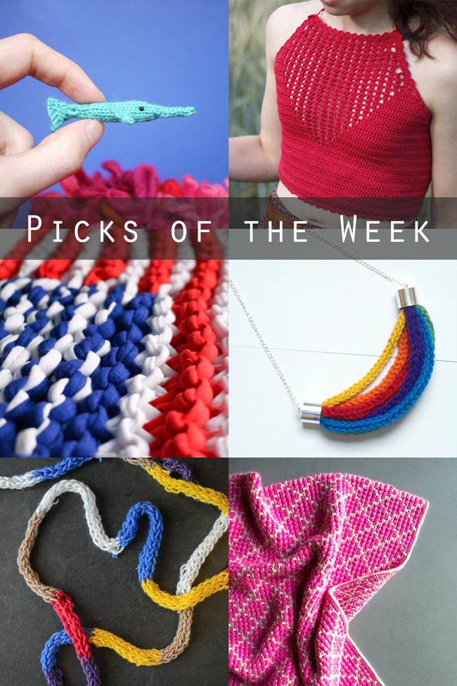 Picks of the Week for July 3, 2015 from Hands Occupied