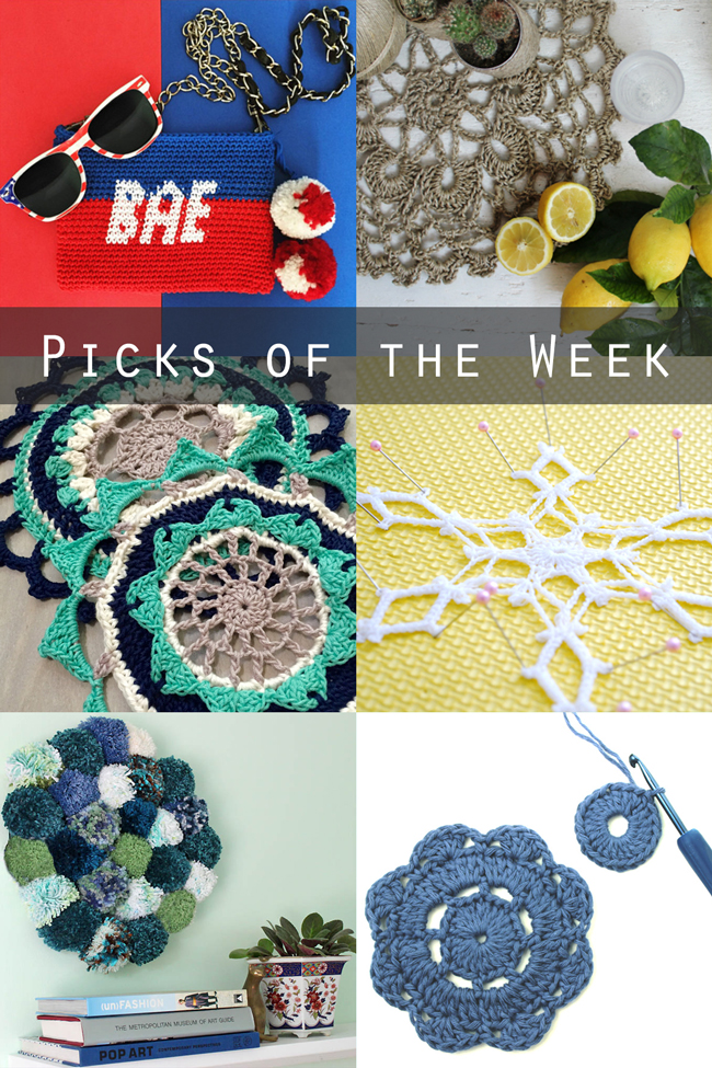 Picks of the Week for July 10, 2015 from Hands Occupied