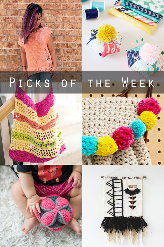 Picks of the Week for July 24, 2015 from Hands Occupied