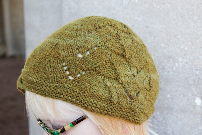 Join Hands Occupied and Bijou Basin Ranch for an end-of-summer KAL.  Knit a Delta Hat to get a jump on your fall wardrobe!