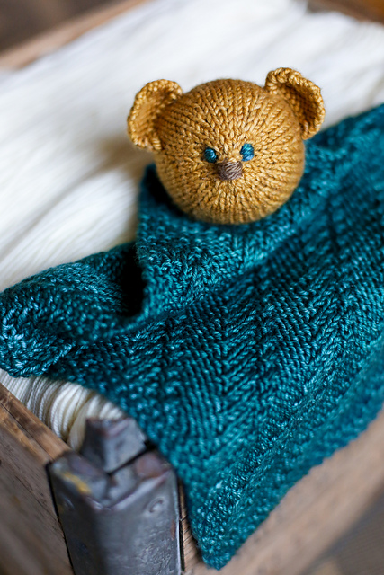 Roger Bear by Nice and Knit