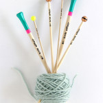 knit affair Knitting Needles Review & Giveaway!