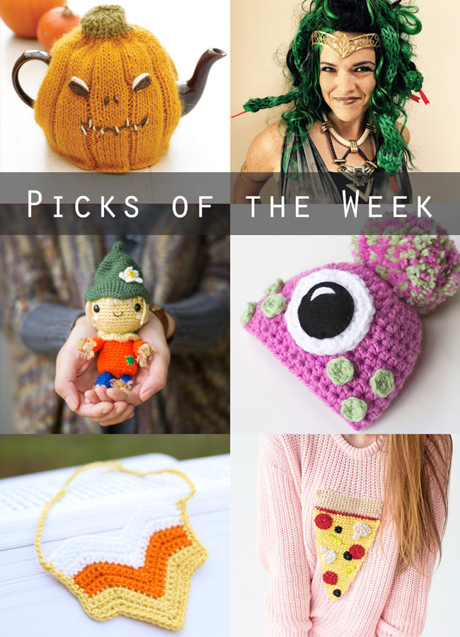 Picks of the Week for October 22, 2015 | Hands Occupied