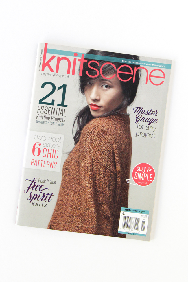 Knitscene - Winter 2015