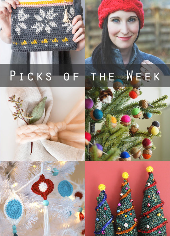 Picks of the Week for November 20, 2015 | Hands Occupied
