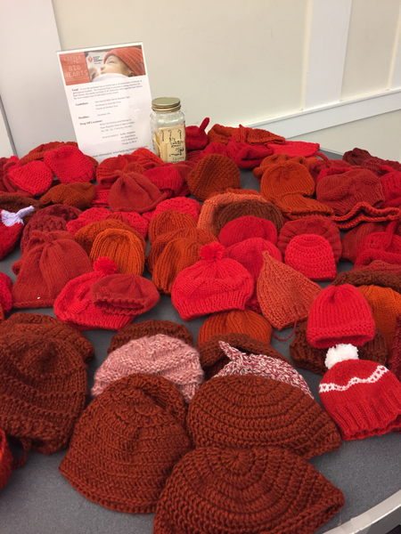 Support the Little Hats, Big Hearts knitting program with a Well Wish! Click to learn how you can help this exceptional charity knitting program with more than knitting or crochet.