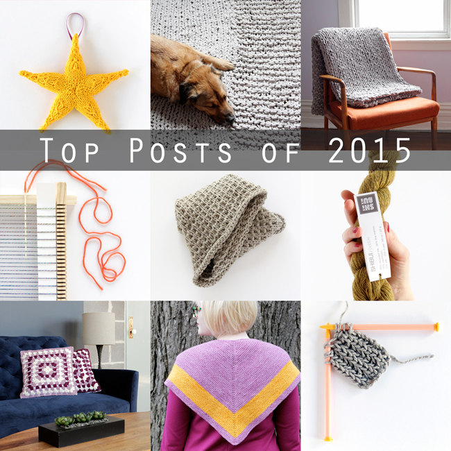 Click through to see the top posts of 2015 from the Hands Occupied blog.