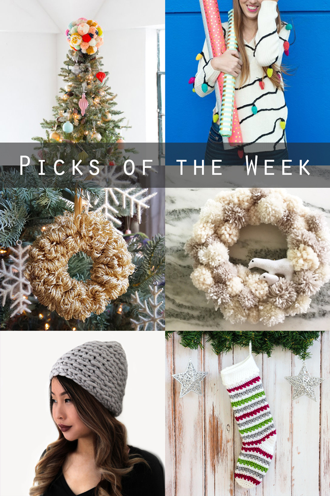 Picks of the Week for December 11, 2015 | Hands Occupied