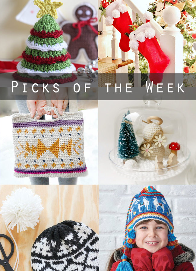 Picks of the Week for December 18, 2015 | Hands Occupied