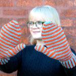 Jogless Stripes & Linen Stitch / Funkasonic KAL