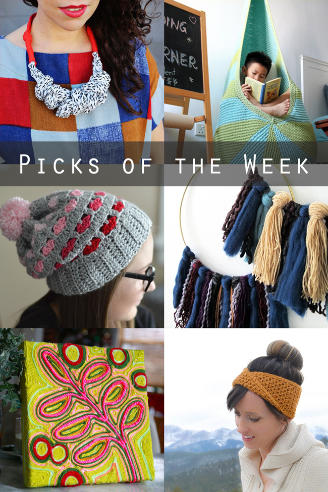 Picks of the Week for January 22, 2016 | Hands Occupied