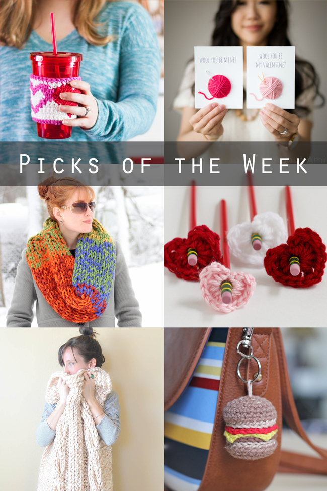 Picks of the Week for February 12, 2016 | Hands Occupied