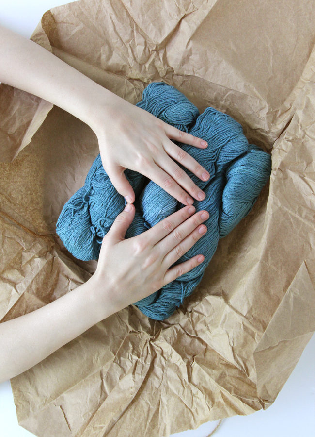 Get to know Yarnthology, a company that does things differently by carefully selecting yarn brands based on how they treat people, animals, and the environment.
