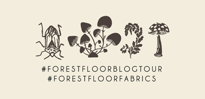 Forest Floor Blog Tour Hashtags