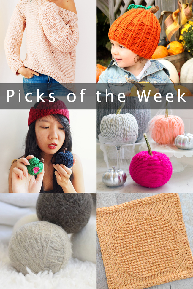 Picks of the Week for September 30, 2016 | Hands Occupied