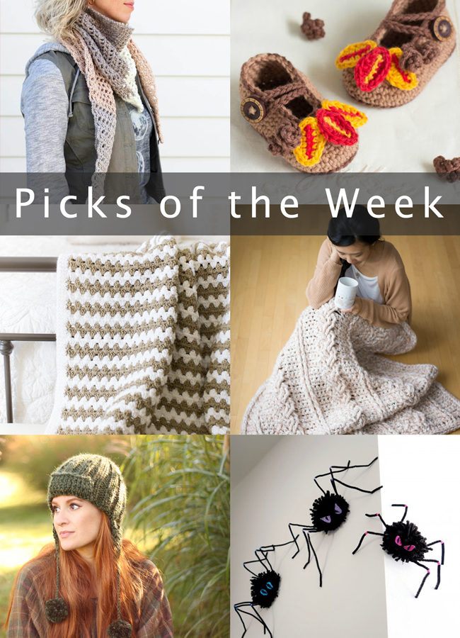 Picks of the Week for October 21, 2016 | Hands Occupied
