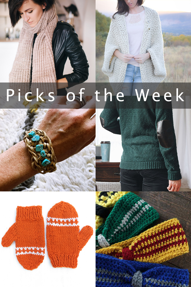 Picks of the Week for October 28, 2016 | Hands Occupied