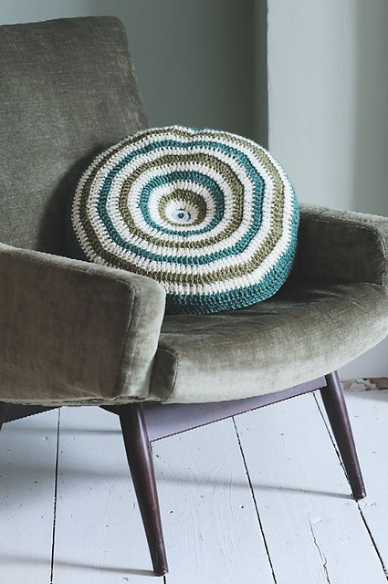 Back to Basics Cushion by Tracey Todhunter