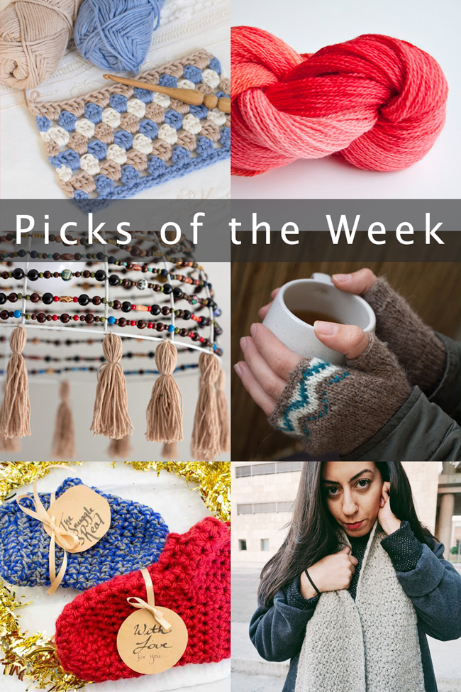 Picks of the Week for November 25, 2016 | Hands Occupied