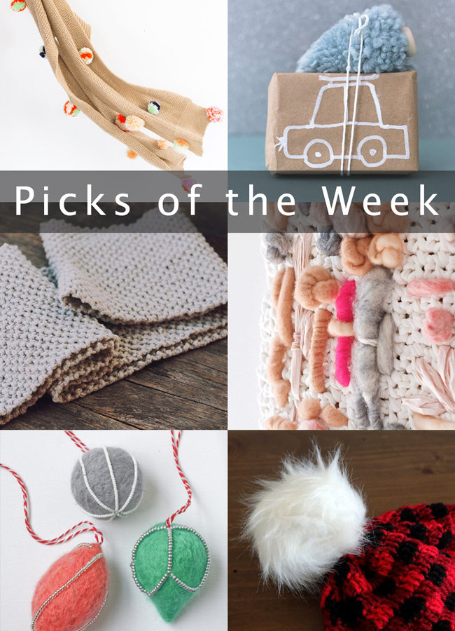 Picks of the Week for December 2, 2016 | Hands Occupied