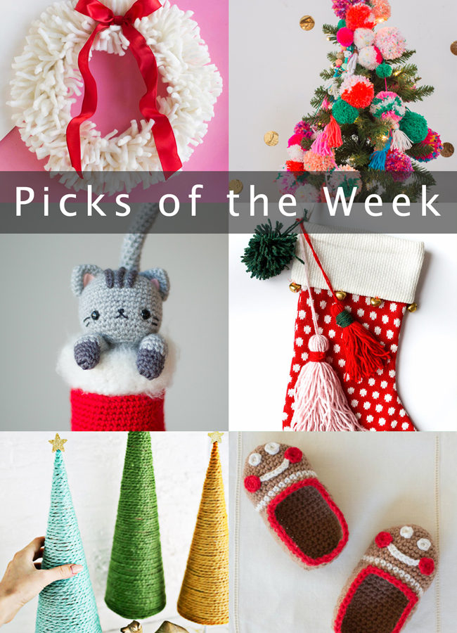 Picks of the Week for December 9, 2016 | Hands Occupied