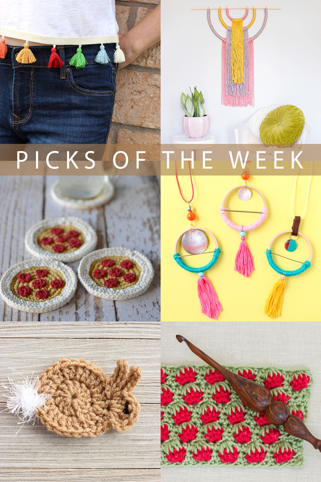 Picks of the Week for April 21, 2017 | Hands Occupied