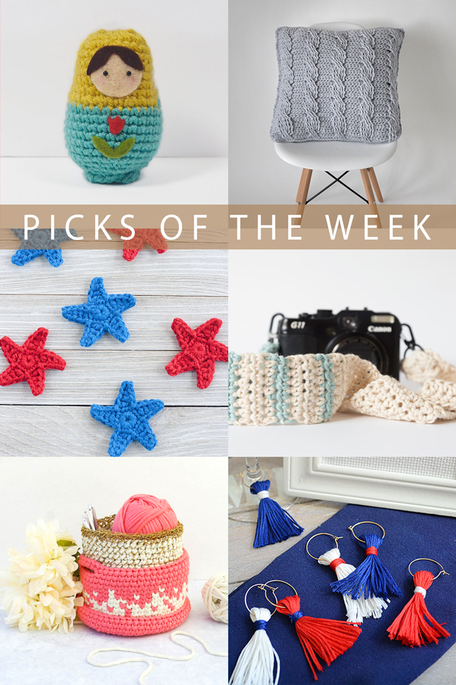 Picks of the Week for May 26, 2017 | Hands Occupied