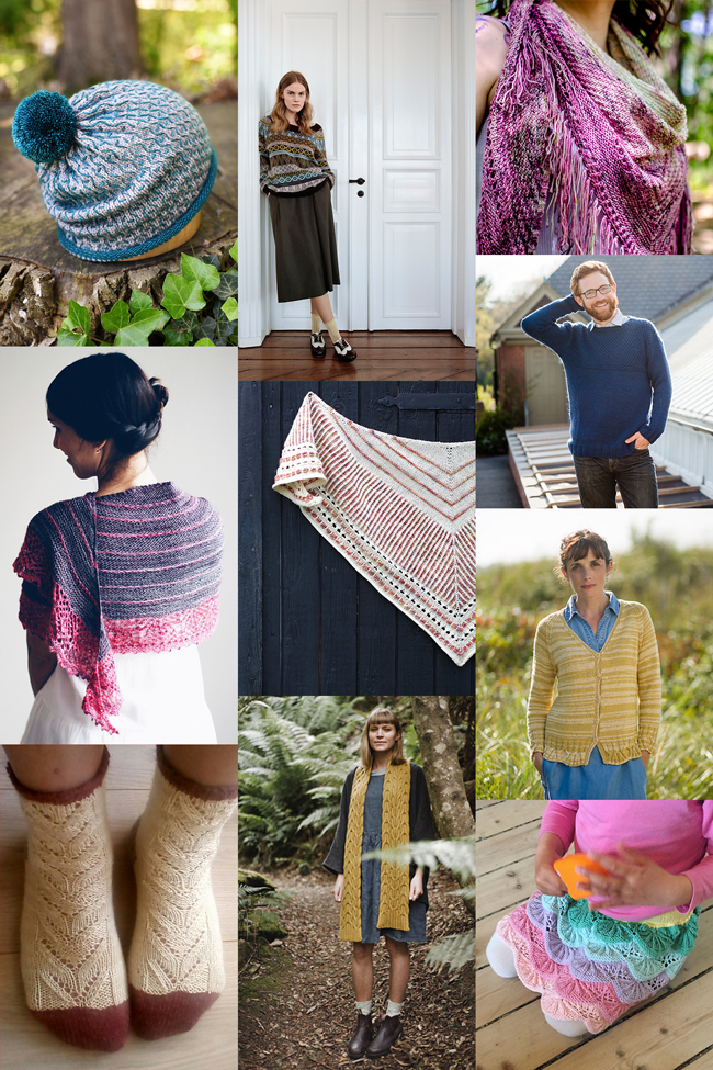 Summer is the best time to knit. Grab those needles and head outside with one of these stunning, newly-released knitting patterns!