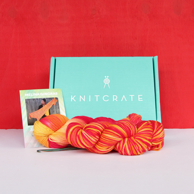 Ever wanted to try a yarn subscription box? Take a look at Knitcrate & their new Crochet Crate, plus enter for a chance to win one to try for yourself!