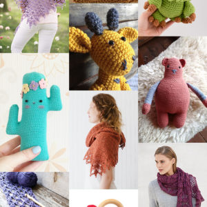 Take a look at ten of the best new crochet designs out there, featuring everything from elegant lacework to a cute Cthulhu.
