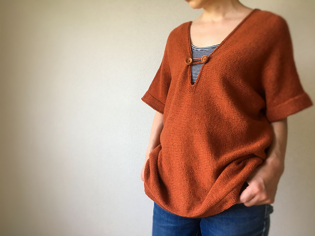 syuusui knitting pattern by Reiko Kuwamura