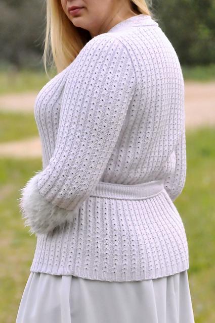 Yeti knitting pattern by Aistė Butkevičienė