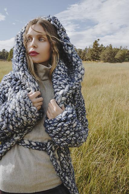 Carmen Coat by Brandi Harper