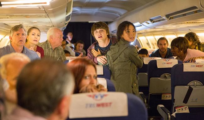 Knitflix - Fear the Walking Dead: Flight 462