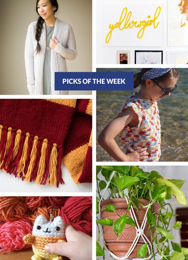 Picks of the Week