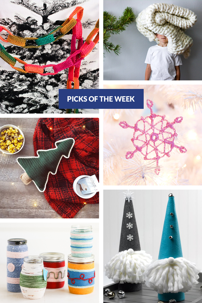 Picks of the Week for December 1, 2017 | Hands Occupied