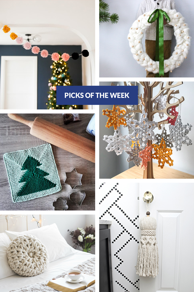 Picks of the Week for December 15, 2017 | Hands Occupied