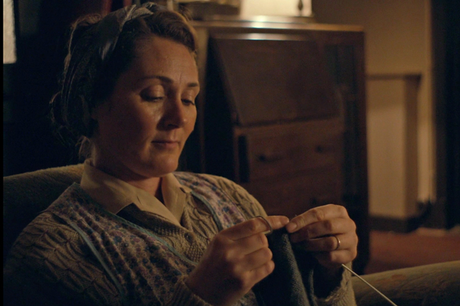 Knitflix for Hiberknitting: Home Fires