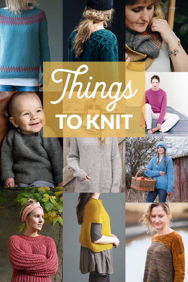 Check out ten new crush-worthy knitting patterns for winter from some of the best indie designers around!
