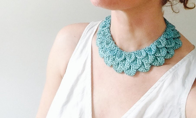 Marine Necklace by Chloe Bowers