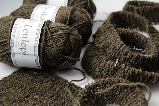 Love & Lopapeysas: All about knitting an Icelandic sweater