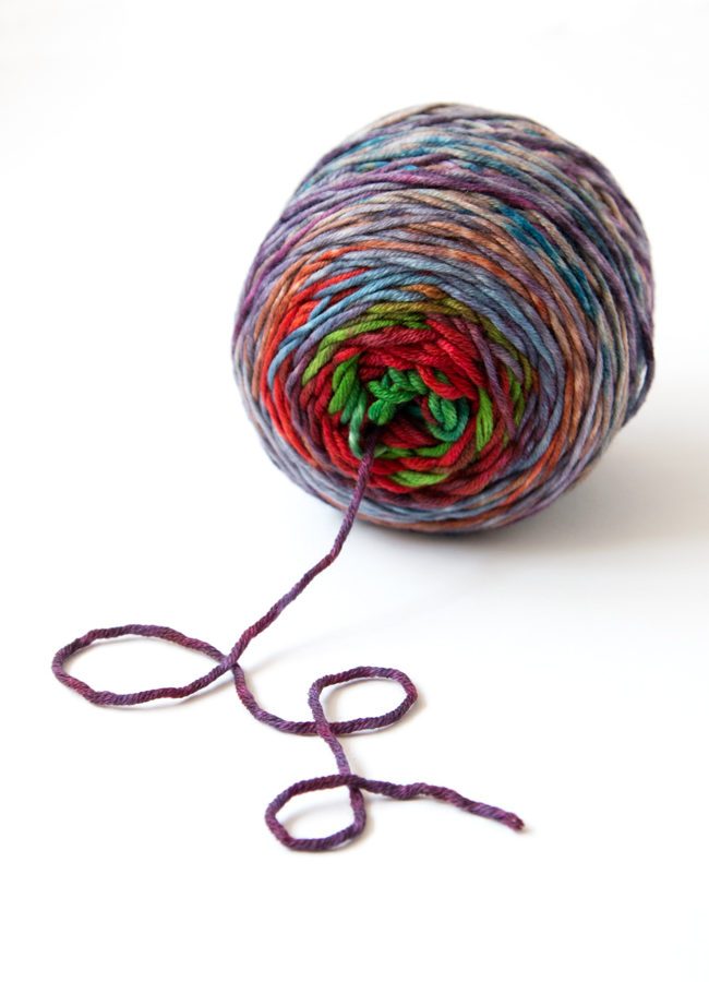 Uneek Worsted Yarn Review & Giveaway